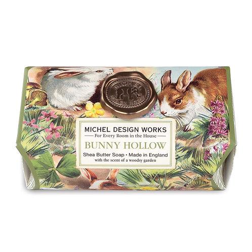 Michel Design Works Bunny Hollow Bar Soap