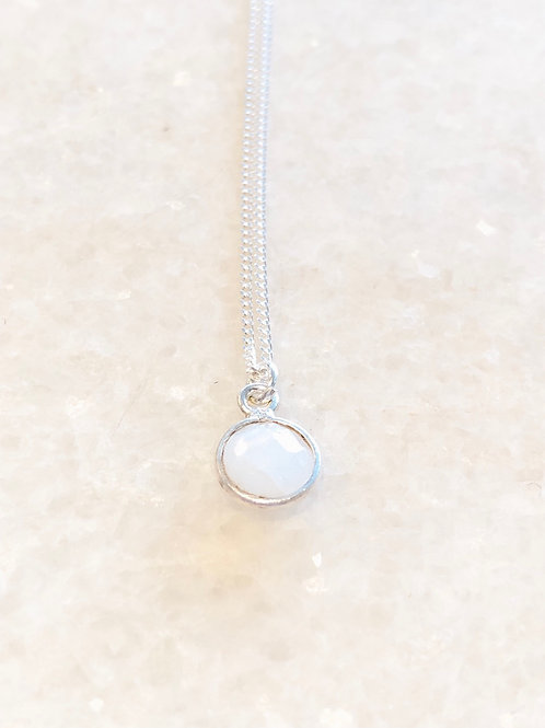 Jocelyn Kennedy Moonstone Necklace