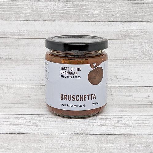 Taste Of Okanagan Bruschetta