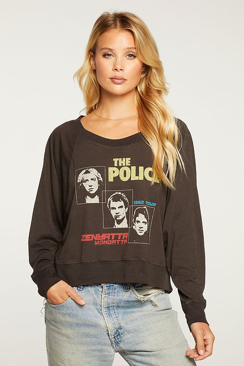 Chaser The Police-1980 Tour Tee