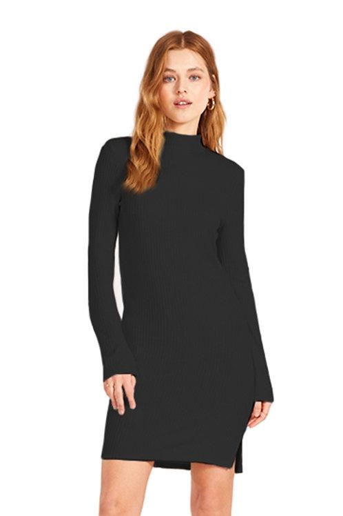BB Dakota Talking Body Dress- Black