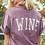 Thumbnail: Friday + Saturday Wine T Shirt