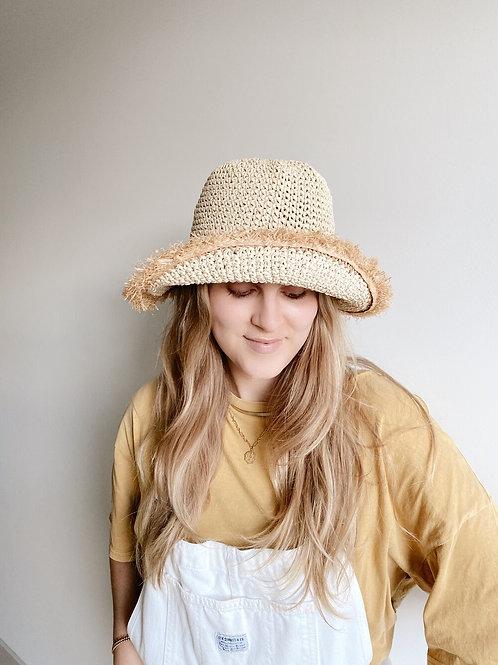 Quince Lahaina Bucket Hat