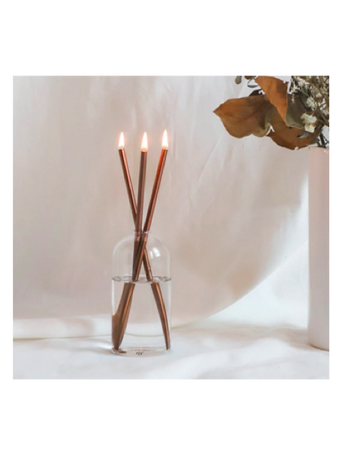 Everlasting Candle Reeds Copper