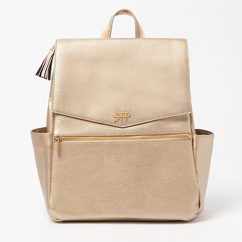 Freshly Picked Platinum Classic Diaper Bag