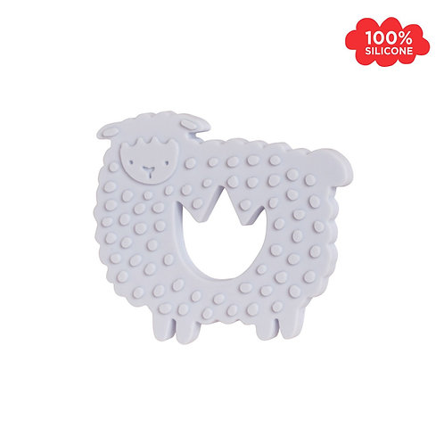 Manhattan Toys Silicone Lamb Teether