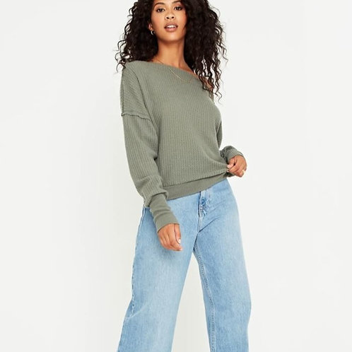 Project Social T Stepping Out Cozy Love Sleeve