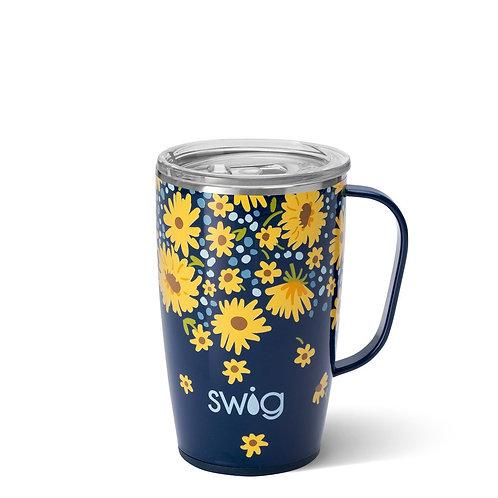 Swig Travel Mug Lazy Daisy