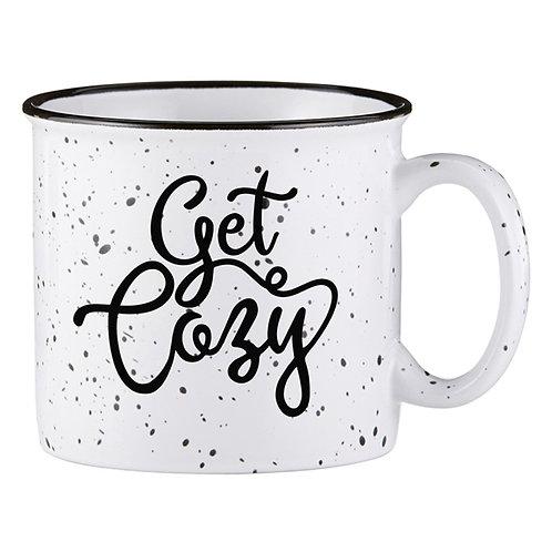 Get Cozy Campfire Mug