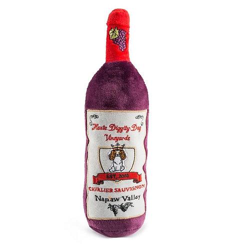 Cavalier Sauvignon Wine Bottle Toy
