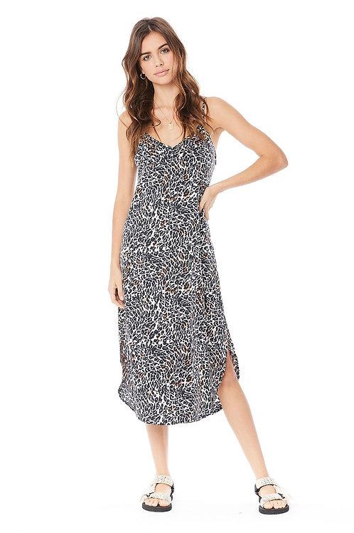 Saltwater Luxe: Brigette Midi Dress
