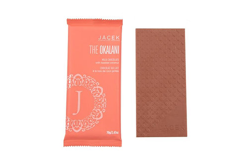 Jacek Okalani Chocolate Bar