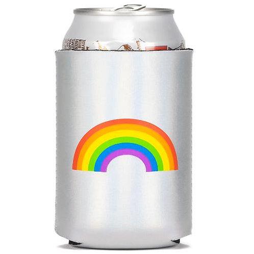 Rainbow Pride Koozie