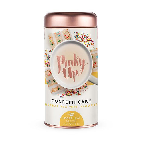 Pinky Up Confetti Cake Loose Leaf Tea