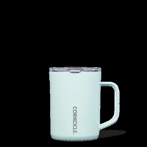 Corkcicle 16oz Mug Gloss Powder Blue