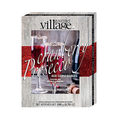 Gourmet Village Cranberry Prosecco Drink Mix