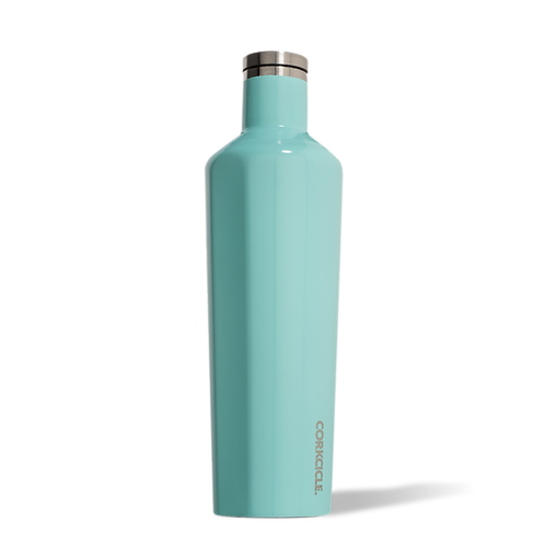 Corkcicle 25oz Canteen Turquoise
