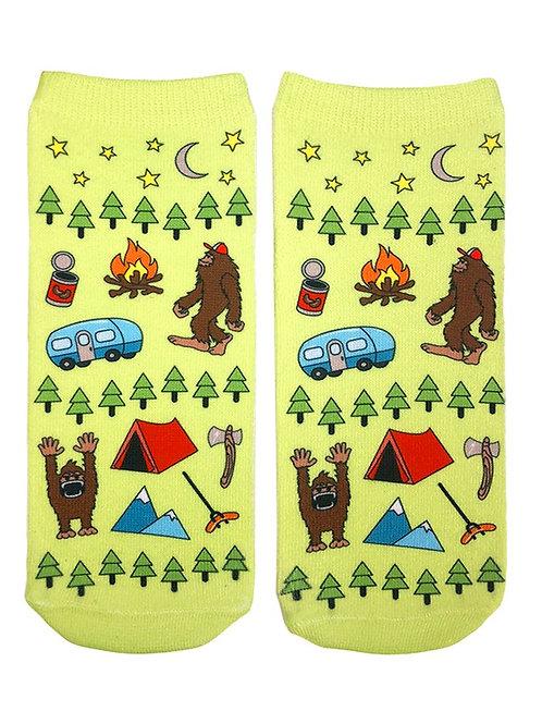 Living Royal Bigfoot Ankle Socks