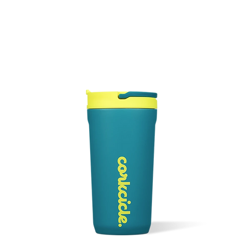 Corkcicle 12oz Kids Cup Electric Tide