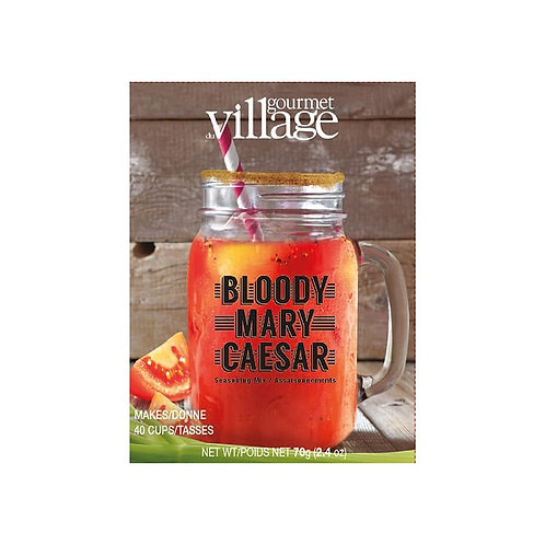 Gourmet Village Bloody Mary/Caesar Mix