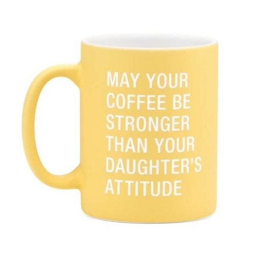 Daughter's Attitude Mug
