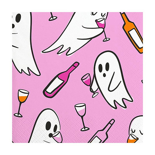 Drinking Ghosts Napkins