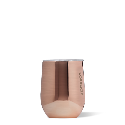 Corkcicle 12oz Stemless Copper