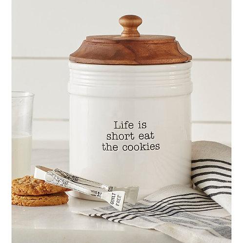 Mudpie Circa Cookie Jar