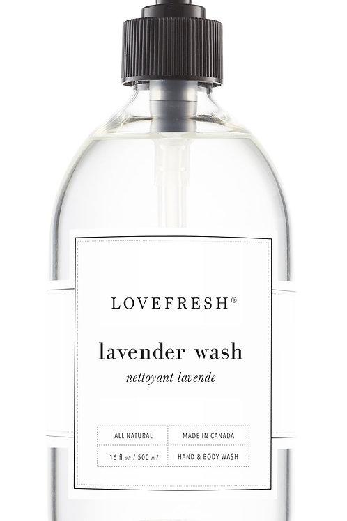Love Fresh Lavender Hand/Body Wash