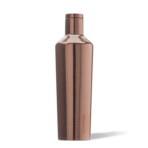 Corkcicle 16oz Copper Metallic Canteen