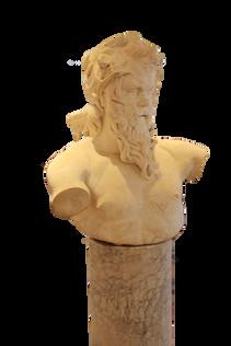 Busto em Mármore