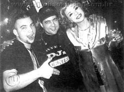 Tony Dory e Nicky