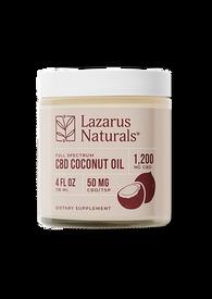 1200mg Coconut Oil