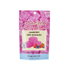 25mg Jamberry Gummiez 10ct