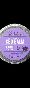 300mg Lavender Balm