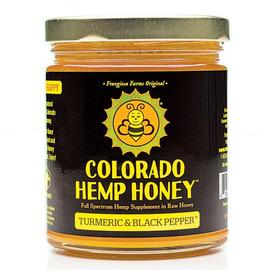 Turmeric & Pepper Honey 12oz