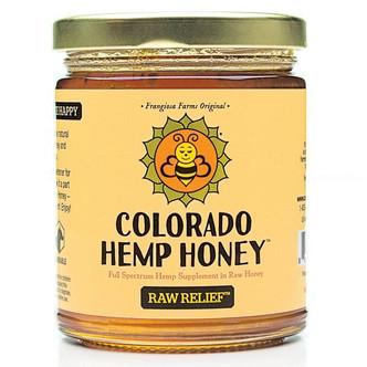 Raw relief Honey