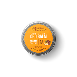300mg Cedar Citrus Balm
