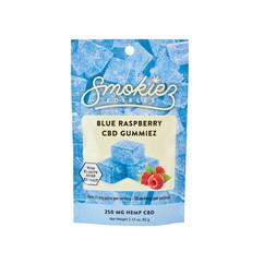 25mg Blue Raspberry Gummiez 10ct
