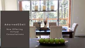A Note From Adorned 2 Sell &  Introducing Virtual Design