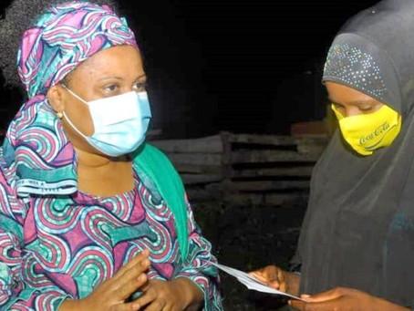 Démarrage des activités commerciales de Sakinatou Harouna: Le gouvernement aux petits soins pour l'h