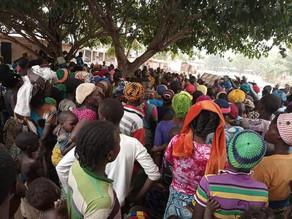 Pobè : Refuge de près de 5000 personnes déplacées du Nigéria