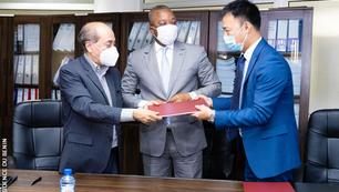Cité administrative d'Abomey-Calavi : Le contrat de construction signé entre la société Shanxi Const