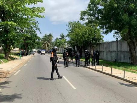 Côte d'Ivoire: les domiciles de plusieurs opposants encerclés par la police