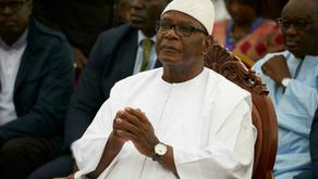 Mali: un an après le putsch, que devient Ibrahim Boubacar Keïta?