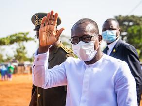 🔊🔊 (Audio) Tournée présidentielle: Etape d'Abomey