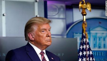 Donald Trump pense que le coronavirus a été fabriqué pour lui faire perdre les électionsJ.-L.D.