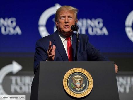 « Une orgie d'impunités » : quand Donald Trump choque avant de quitter la Maison Blanche