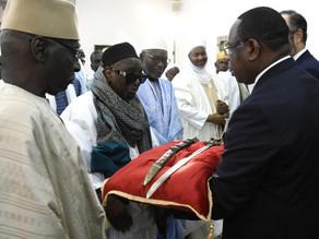 Le trésor de Béhanzin et le sabre d'Oumar Tall appartiennent de nouveau aux Africains