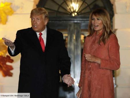 Melania et Donald Trump : la ruine et la prison en ligne de mire?